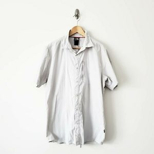 The North Face Vented Nylon Button Down Shirt